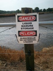 Gases in manure containment facilities can be deadly