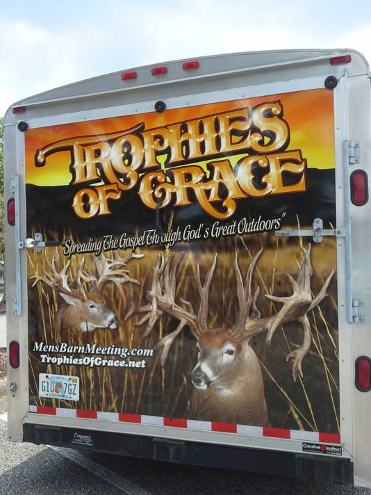 Trophies of Grace truck
