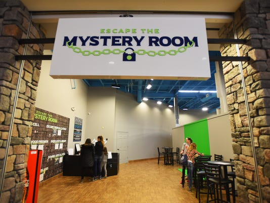 New Hot Property For Malls Escape Rooms