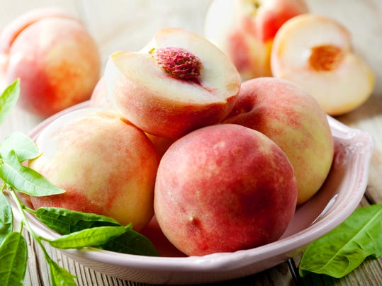 Peaches:    Liv Friis-Larsen:iStock