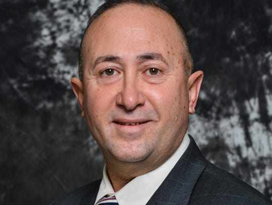 J. Guillermo Rosa, Rockland County deputy county executive.