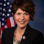 """""""So important that we take our time and ensure we're doing everything in our power to protect the American people. This is too important to get wrong,"""" Rep. Kristi Noem said in a facebook page statement regarding her vote to temporarily prohibit Syrian and Iraqi refugees from being admitted to the United States."""