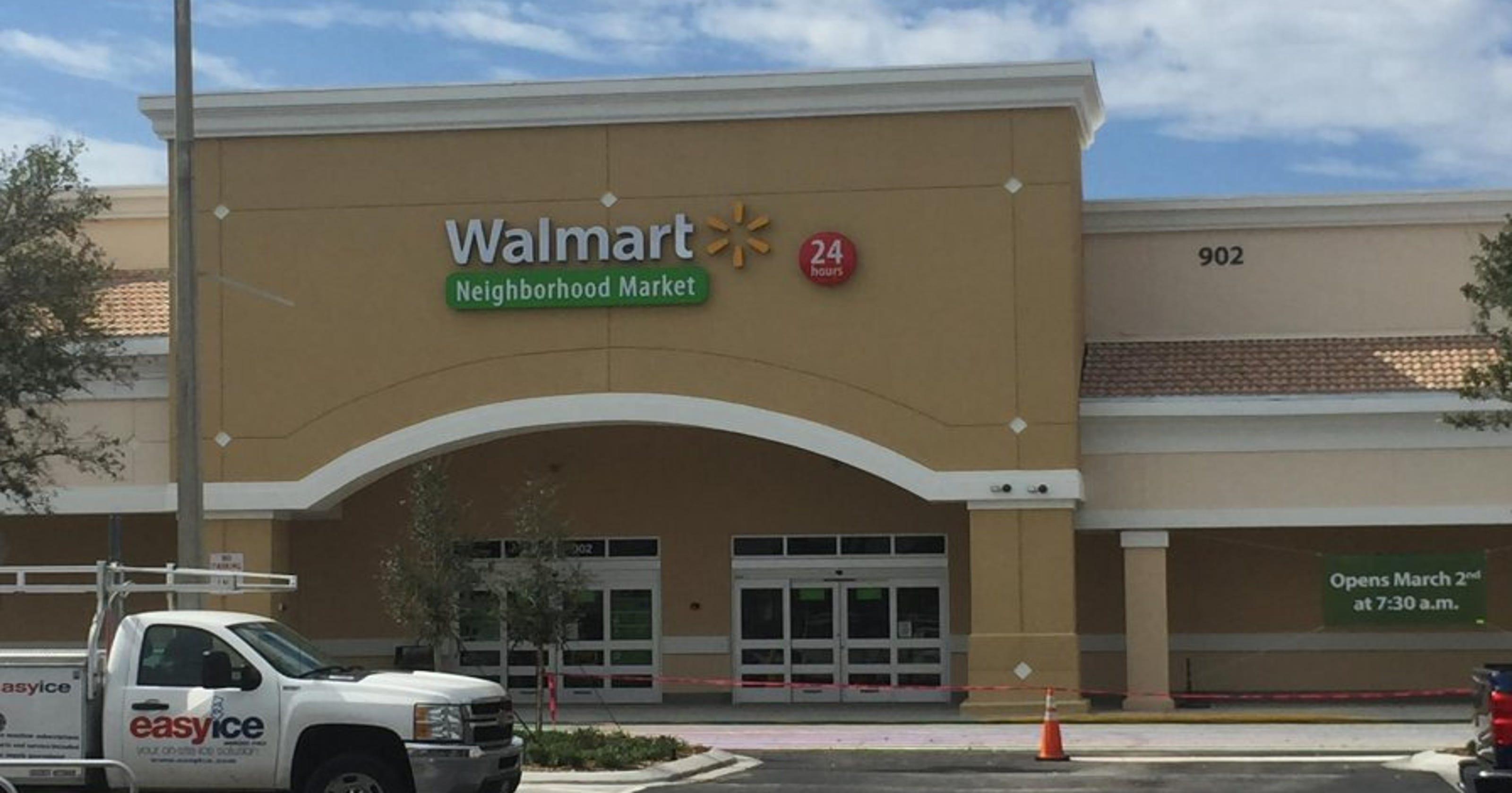 BARGAINISTA: Treasure Coast's first Walmart Neighborhood