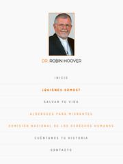 Dr. Robin Hoover es el creador de esta página web.