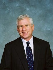Former Missouri senator John Danforth