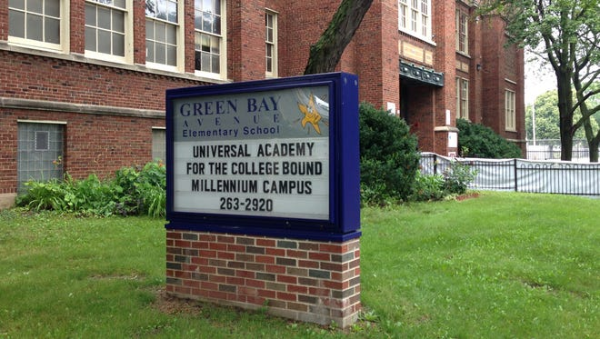 Universal Academy took over the Green Bay Avenue school building in MPS, but is now planning to return the school to the district's control.