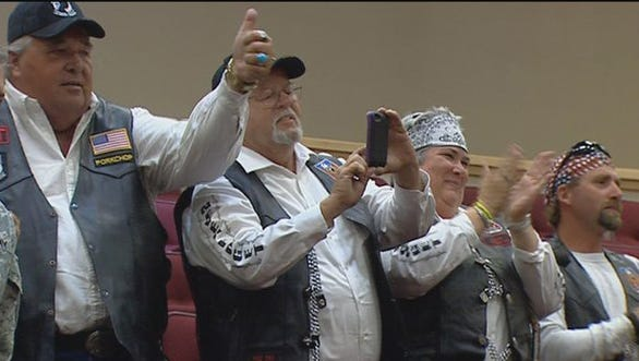 Members of the Boise Valley POW/MIA Corporation have supported the Bergdahl's since Sgt. Bowe Bergdahl was captured by the Taliban in Afghanistan five years ago.