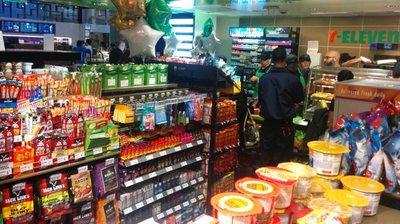 LAX is first U S  airport to get a 7-Eleven