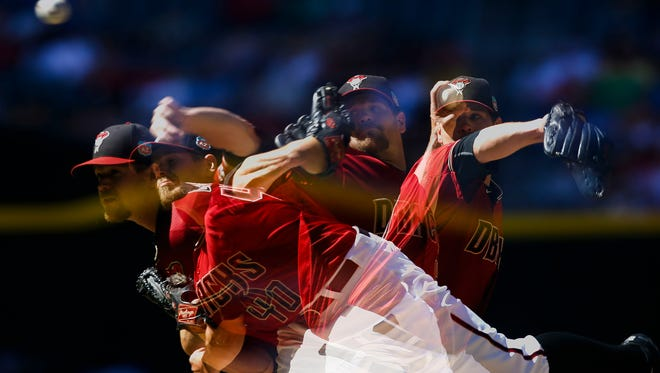 Take a look at how much every Diamondbacks player who was on the team's Opening Day roster made in salary in 2016.