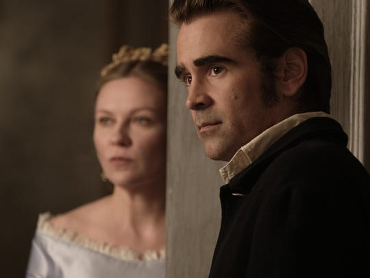 Kirsten Dunst and Colin Farrell get entangled in Sofia