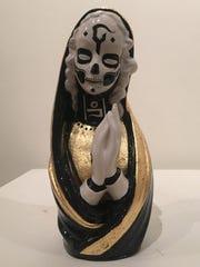 An untitled sculpture by Porkchop