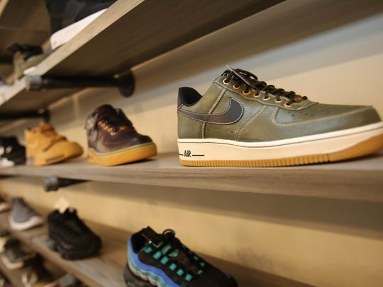 The Sneaker Lounge, which has a location in White Plains,