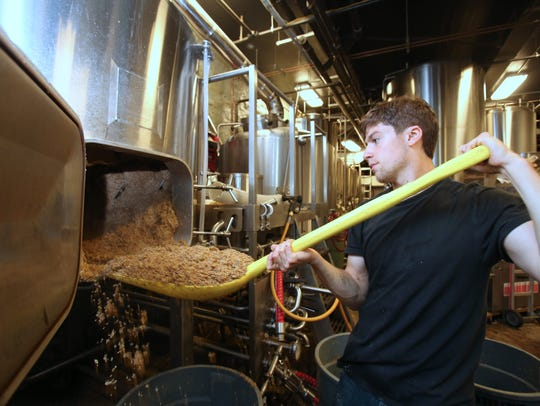 Matt Levy will take over as head brewer for Jeff O'Neil