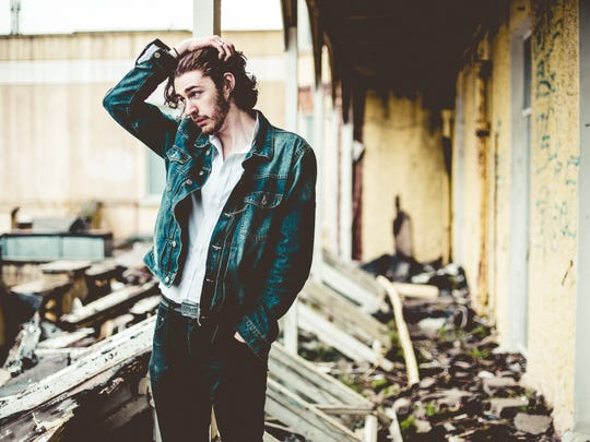 Hozier will play the Marquee Theatre.