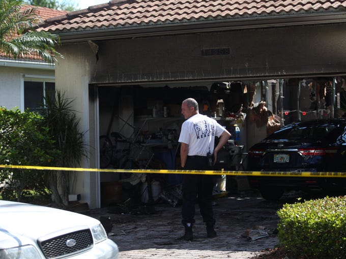 One person was found dead in a house fire in Reflection