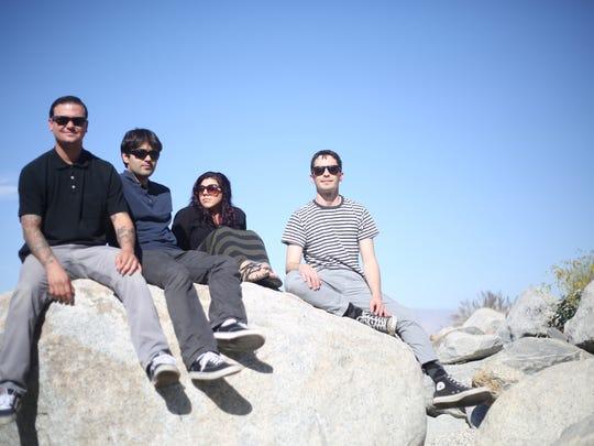 Palm Desert band Caxton