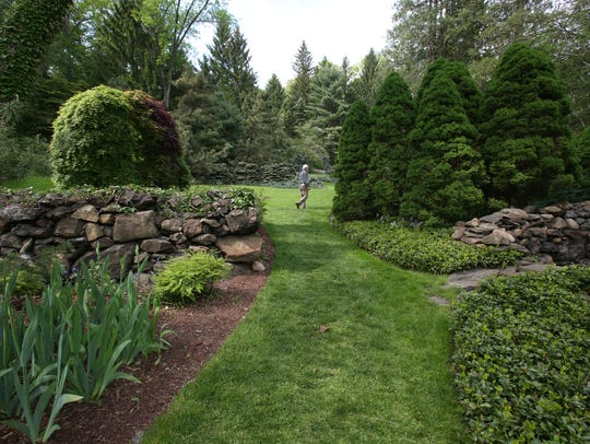 Rocky Hills, the garden of the late Henriette Suhr, is open for Garden Days tours.