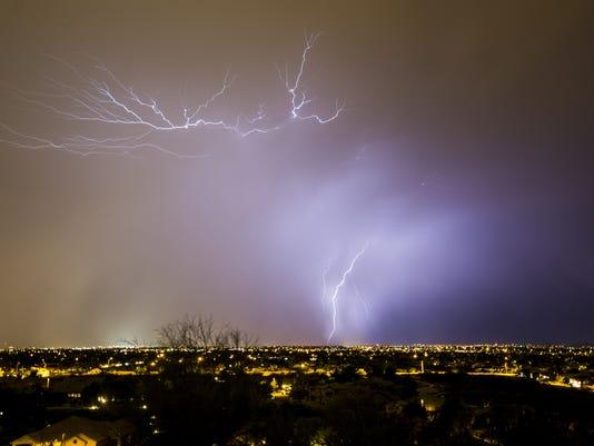 June 29 Monsoon Storm