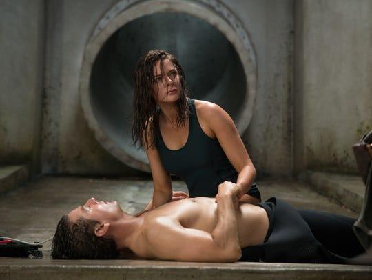 "Tom Cruise says co-star Rebecca Ferguson ""makes Ilsa"