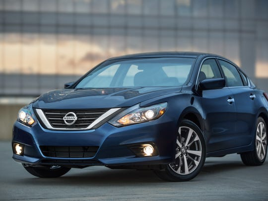 The 2016 Nissan Altima S Aerodynamic Score Matches