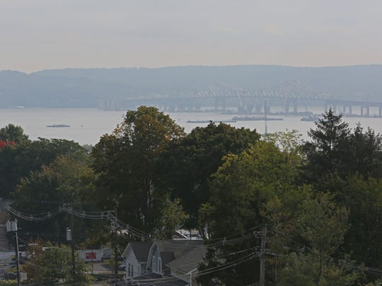 The view from the roof of TIME Nyack.