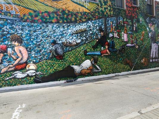 LAF October Public Art