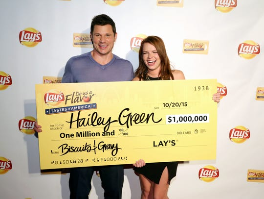 Television personality and restaurateur Nick Lachey