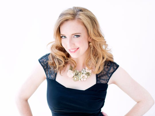 Soprano Emily Way is a professional soprano from Salem. She is making her Oregon opera debut at the Eugene Opera Oct. 30 and Nov. 1.