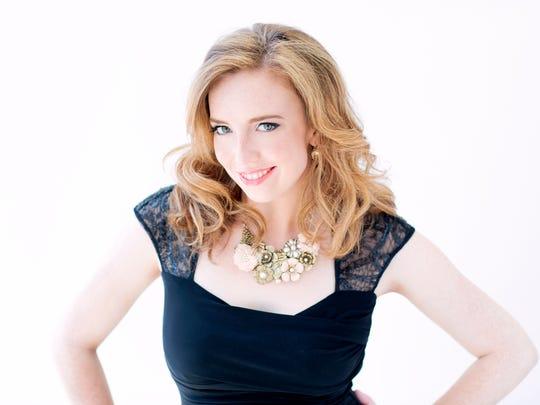 Soprano Emily Way is a professional soprano from Salem.