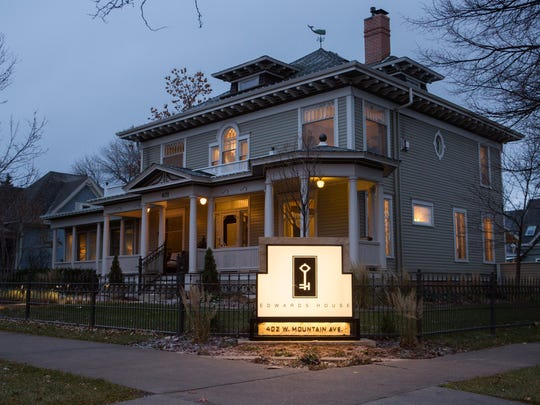 Guests gathered at The Edwards House in Old Town Fort Collins for the seventh and final Secret Supper of 2015 Wednesday, November 18, 2015.