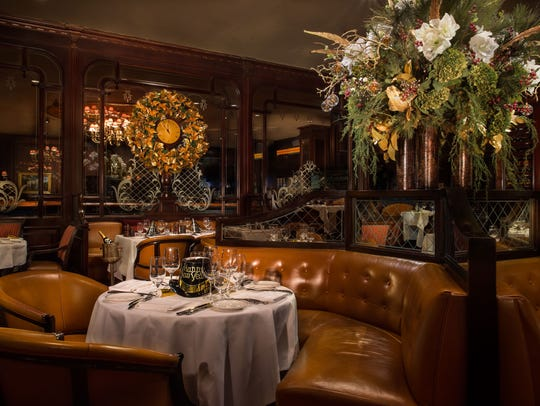 The Bull And Bear, at the Waldorf Astoria, hosts an