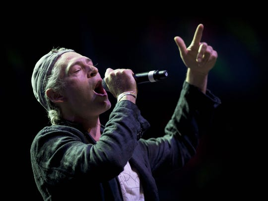"""Matisyahu will bring his """"Festival of Lights"""" tour to The Grand in Wilmington Dec. 12."""