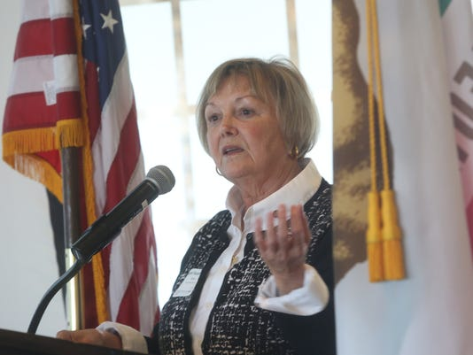 Palm Desert Mayor Susan Marie Weber