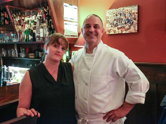 Jeff Nizlek and his wife, Naomi, own the Silver Grille