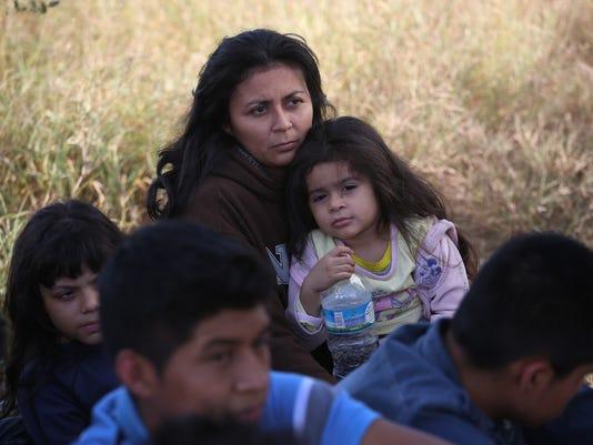 Central America Refugees