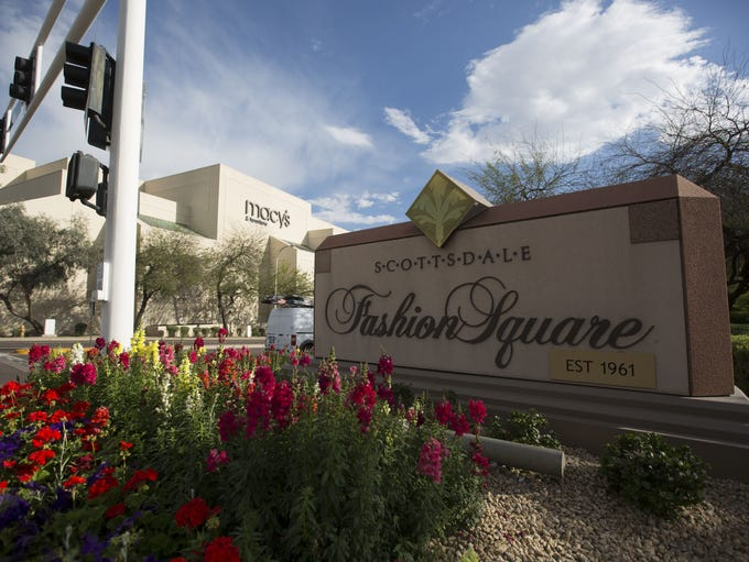 Scottsdale Fashion Square started as a retail center