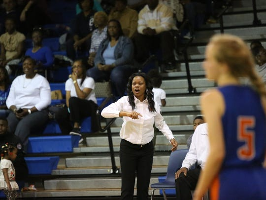 East Gadsden coach Diane Frost-Walker has taken her team to their first state tournament appearance in 11 years after beating Bolles 61-39 in the regional final.