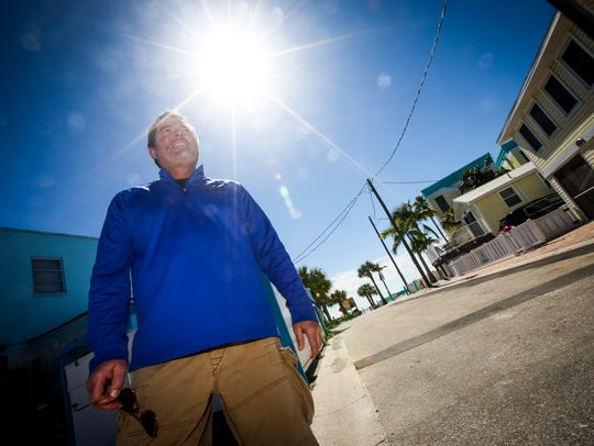 Grand Resorts Fort Myers Beach developer Tom Torgerson
