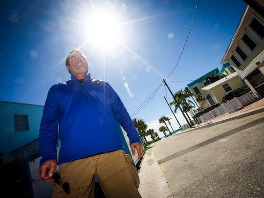 Grand Resorts Fort Myers Beach developer Tom Torgerson