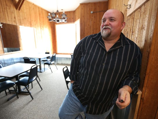 A year ago, Manitowoc's Brian Kooker (pictured) turned
