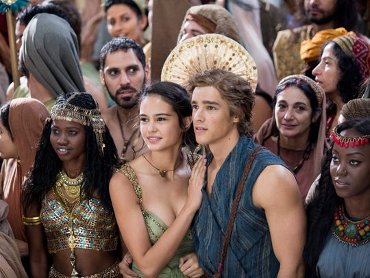 This image released by Lionsgate shows Courtney Eaton,
