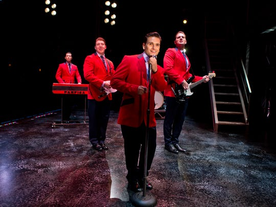 """Jersey Boys"" is part of the 2016-2017 Broadway Across"