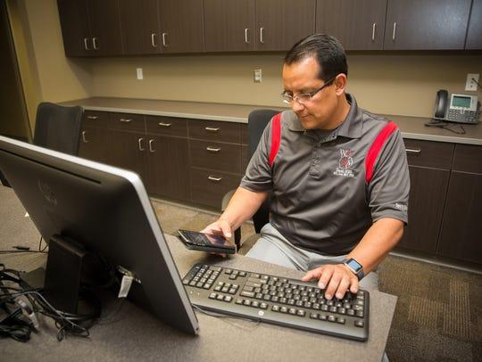David Gallegos, Deputy CEO for Southwest Sport & Spine