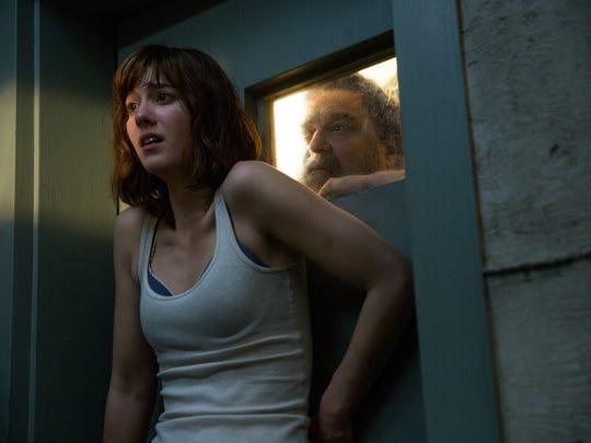 John Goodman as Howard; Mary Elizabeth Winstead as