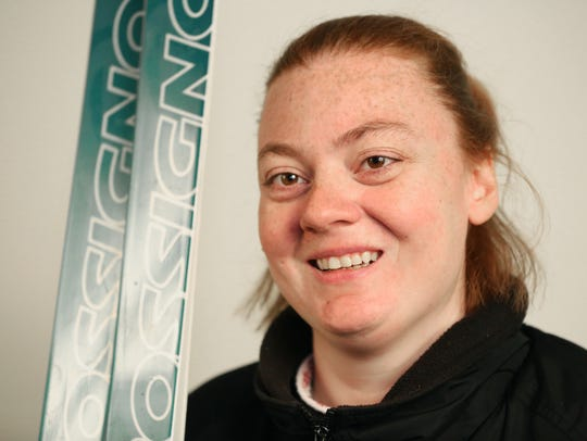 Heidi Van Abel will compete in the Special Olympics
