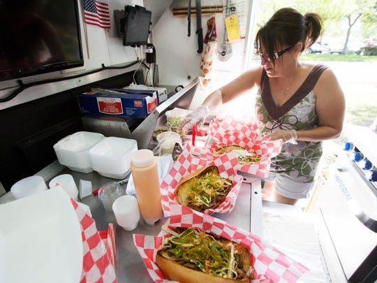 Food Truck Wars Brings Flavorful Fight To Fort Myers