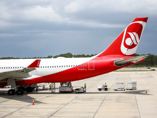 Airberlin is adding a fourth weekly flight between Fort Myers and Dusseldorf, Germany, for the summer. Taking a look at fares and airline capacity this summer, out of RSW.