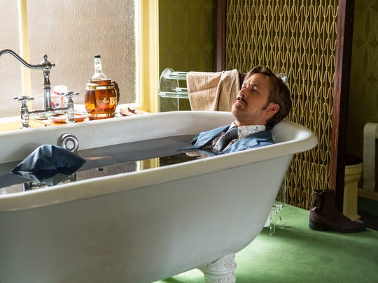 "Ryan Gosling in ""The Nice Guys."""
