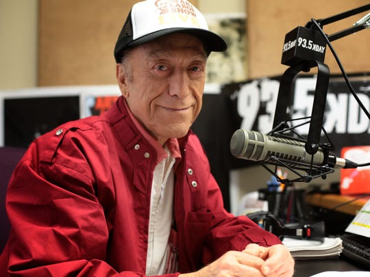 Saturday: Art Laboe will bring his Summer Jam VI to The Show in Rancho Mirage