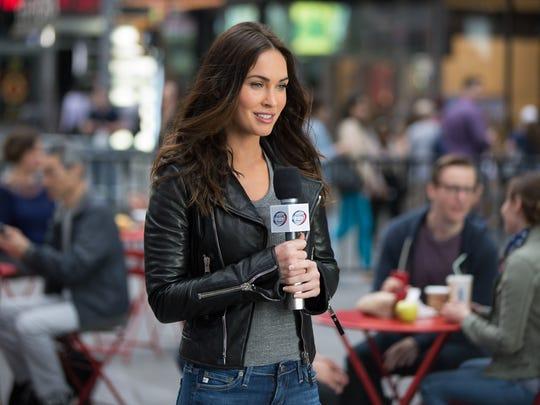 "Megan Fox as April O'Neil in ""Teenage Mutant Ninja"